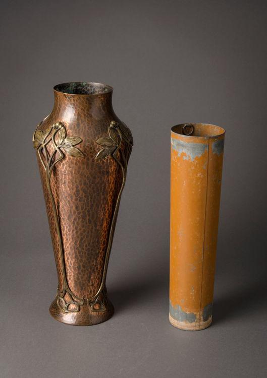 Picture of Tall Art Nouveau Vase