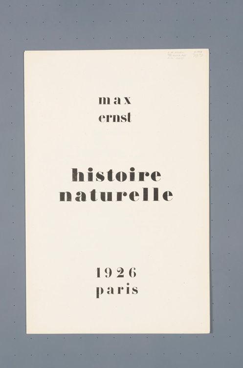 Picture of Histoire Naturelle