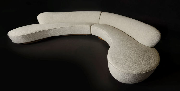 Picture of Serpentine Sofa