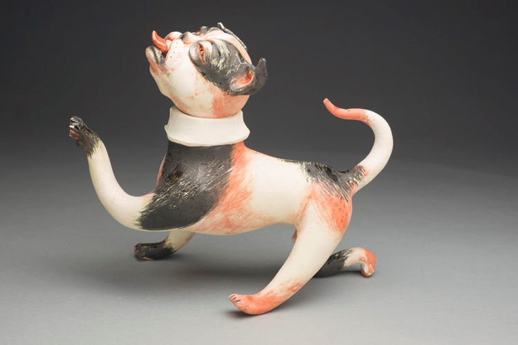 Picture of Dog Teapot