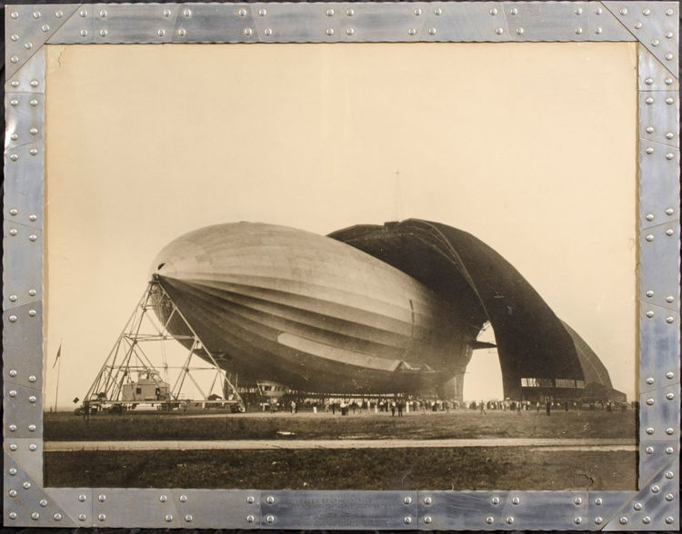 Picture of Goodyear Zeppelin