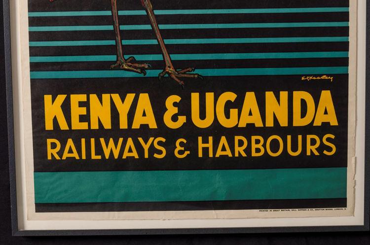 Picture of Kenya and Uganda Railways
