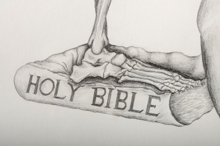 Picture of Holy Bible