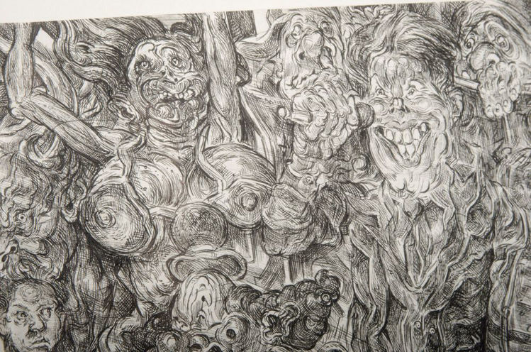 Picture of Grotesque Scene