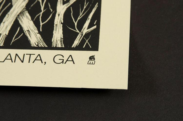 Picture of Black Keys Atlanta Concert