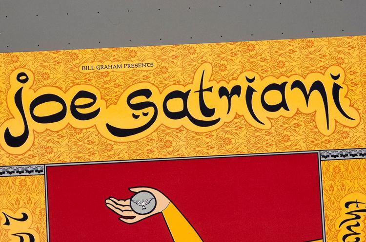 Picture of Joe Satriani