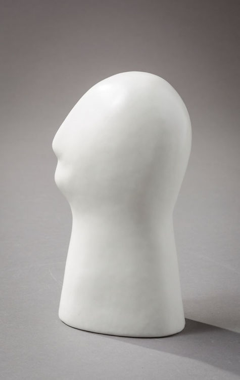Picture of Abstract Figural Head