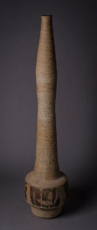 Picture of Monumental Stoneware Vessel